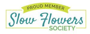Proud Member Slow Flowers Society